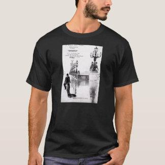 Camiseta Poster da exposição de Paris de ZermenoGallery.com