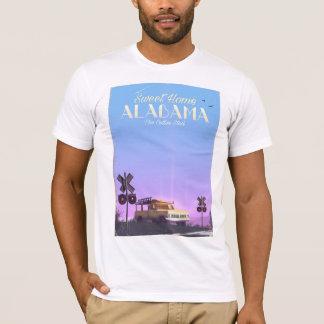 """Camiseta Poster de viagens """"home"""" doce de Alabama"""