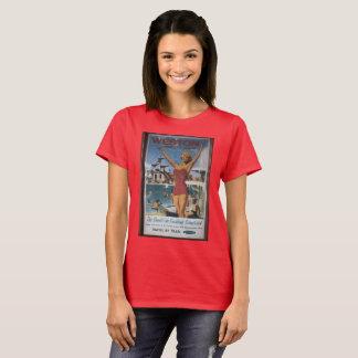 Camiseta Poster super da égua de Weston