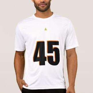 """Camiseta Potro de Alphaco """"45"""" jérsei de Gangsta"""