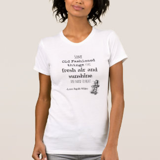 Camiseta Pouca casa no t-shirt da pradaria