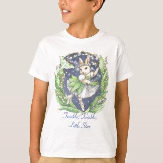 Camiseta Pouca estrela caçoa o t-shirt