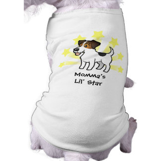 Camiseta Pouca estrela Jack Russell Terrier