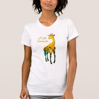 Camiseta Pouca luz do sol