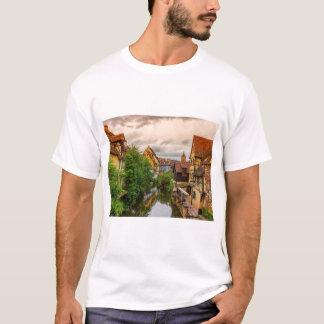 Camiseta Pouca Veneza, pequeno Venise, em Colmar, France