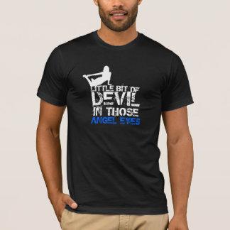Camiseta Pouco bocado do diabo