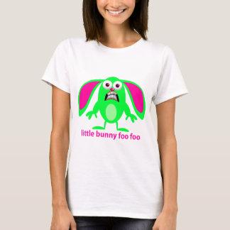 Camiseta Pouco coelho Foo Foo