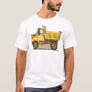 Camiseta Pouco t-shirt dos homens do camião basculante