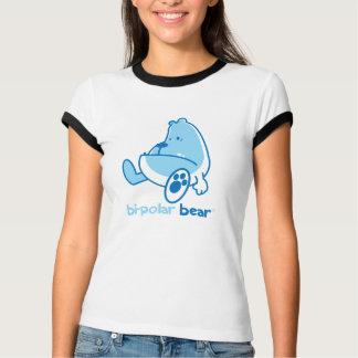 Camiseta pouco urso bipolar do artika |