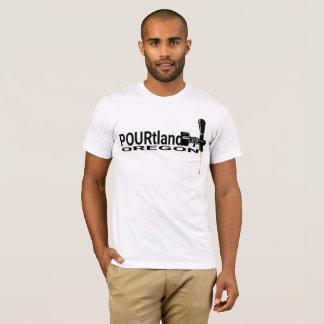 Camiseta POURtland Oregon