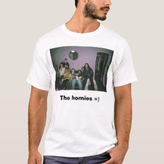 Camiseta ppl, os homies =)