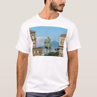 Camiseta Praça del Plebiscito, Nápoles