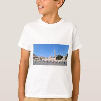 Camiseta Praça del Popolo, Roma, Italia