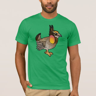 Camiseta Pradaria-Galinha de Birdorable Attwater