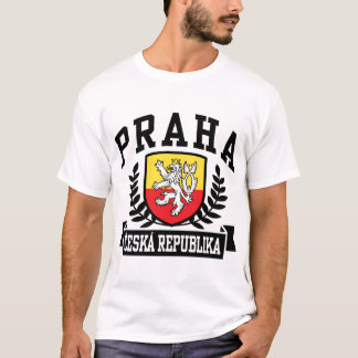 Camiseta Praha Ceska Republika