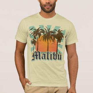 Camiseta Praia Califórnia CA de Malibu