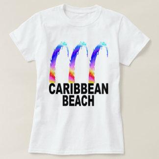 Camiseta Praia das caraíbas