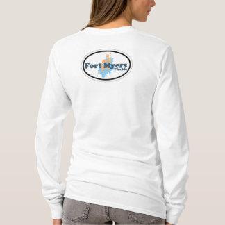 Camiseta Praia de Fort Myers