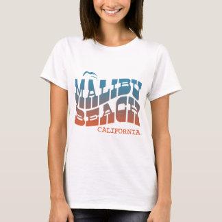 Camiseta Praia de Malibu
