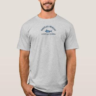 Camiseta Praia de Nápoles
