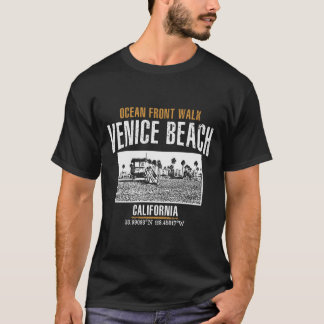 Camiseta Praia de Veneza