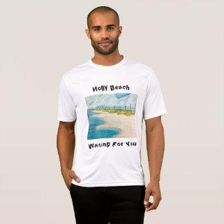 Camiseta Praia do azevinho para sempre