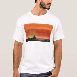 Camiseta Praia do por do sol