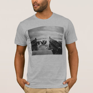 Camiseta Praia do USMC Normandy