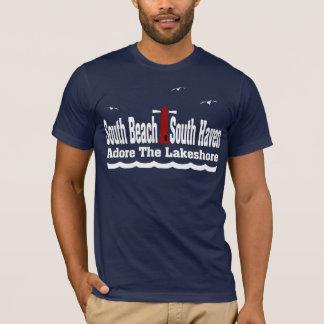 Camiseta Praia sul - abrigo sul