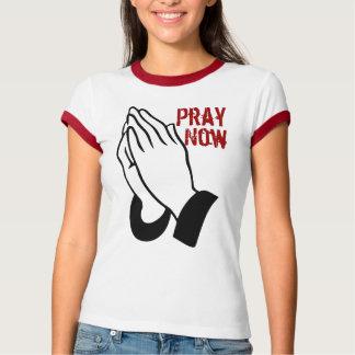 Camiseta Pray Now