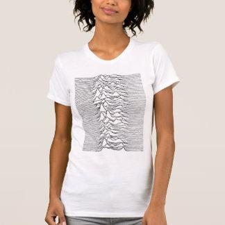 Camiseta Prazeres do desconhecido da divisão da alegria