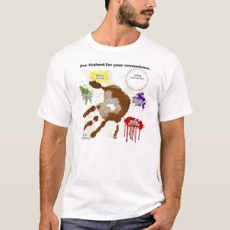 Camiseta Pre-manchado (versão crescido)