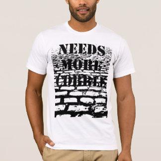 Camiseta Precisa mais godo - luz