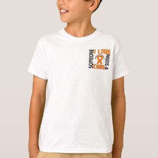 Camiseta Precisa uma esclerose múltipla da cura 4