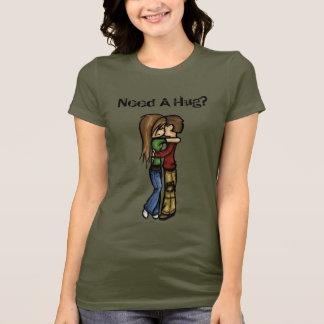 Camiseta Precise um abraço?