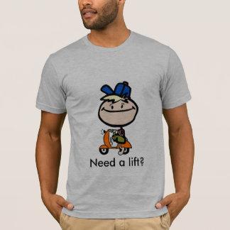 Camiseta Precise um elevador?