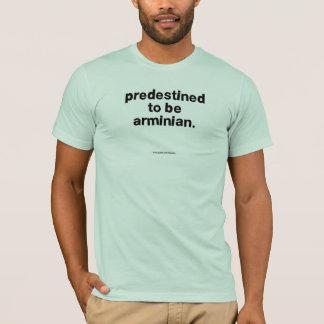 Camiseta Predestined para ser Arminian