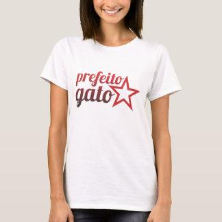 Camiseta Prefeito gato