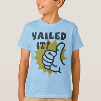 Camiseta Pregado lhe!