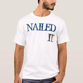 Camiseta Pregado lhe