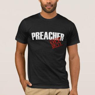 Camiseta Pregador FORA DE SERVIÇO