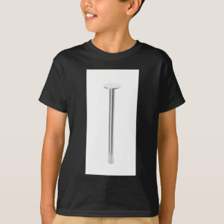 Camiseta Prego de aço