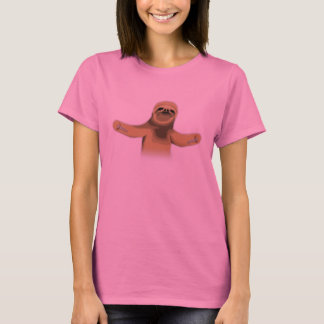 Camiseta Preguiça!
