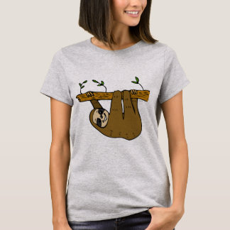 Camiseta Preguiça bonito