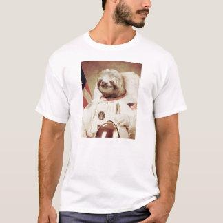 Camiseta Preguiça do astronauta