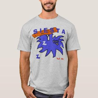 Camiseta Preguiça do Siesta