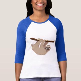 Camiseta Preguiça Toed três