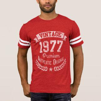 Camiseta Prêmio retro Origina do aniversário de 40 anos do