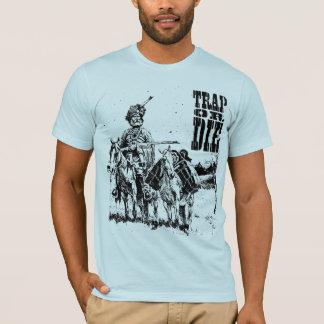 Camiseta Prenda ou morra - o T dos homens