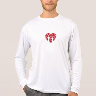 Camiseta Prendido no amor